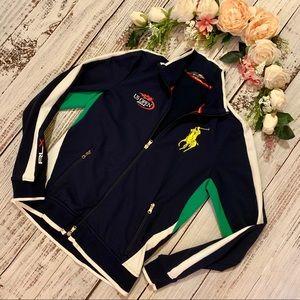 NWOT! Ralph Lauren US Open Tennis Jacket